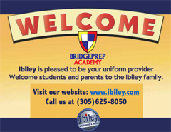 Ibley Uniforms